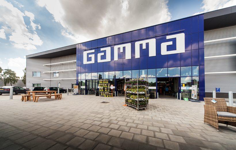 Gamma Bergen op Zoom Metal Bouwkonsort 2